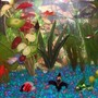 freshwater fish - xiphophorus maculatus - platy stocking in 30 gallons tank - pic