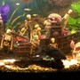 fish tank picture - Skeletons treasure